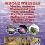 Ocean Nutrition - Whole Mussels